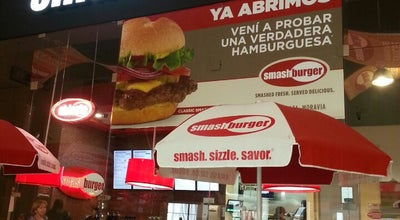 Photo of Burger Joint Smashburger at Lincoln Plaza, Moravia, Costa Rica