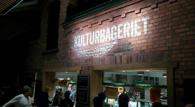 Photo of Bakery Kulturbageriet at Storgatan, Umeå, Sweden