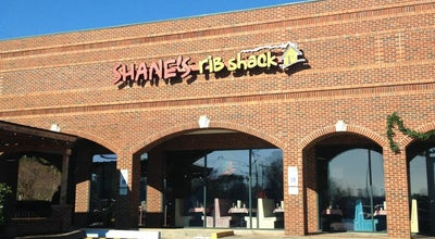 Photo of BBQ Joint Shane's Rib Shack at 1410 Westover Ter, Greensboro, NC 27408, United States