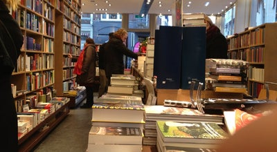 Photo of Bookstore Vrije Boekhandel at Veemarktstraat 40, Breda 4811ZG, Netherlands