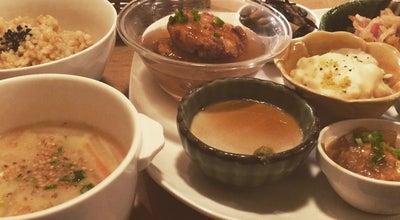 Photo of Vegetarian / Vegan Restaurant モルフォカフェ at 上京区西堀川通中立売下る皀莢町309, Kyoto 602-8242, Japan