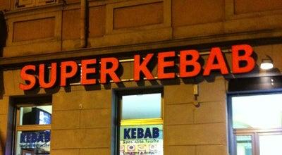 Photo of Falafel Restaurant Super Kebab at Via Udine 61, Trieste 34135, Italy
