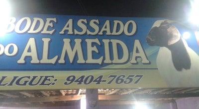 Photo of BBQ Joint Bode Assado do Almeida at Av. Piauí, Junco, Picos, Brazil