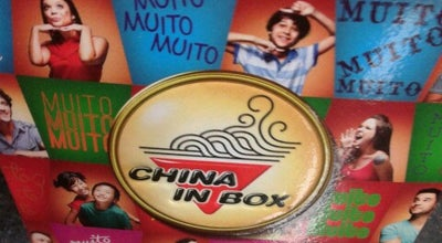 Photo of Chinese Restaurant China in Box at Av. Paulo Faccini 650, Guarulhos 07111-000, Brazil
