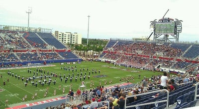 Photo of College Football Field FAU Football Stadium at 777 Glades Rd, Boca Raton, FL 33431, United States