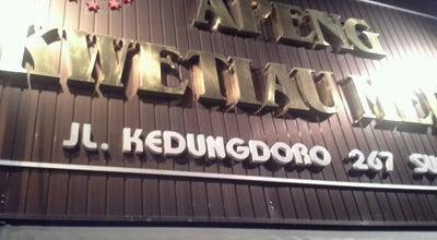 Photo of Ramen / Noodle House Apeng Kwetiau Medan at Jl. Kedungdoro No. 267, Surabaya 60263, Indonesia