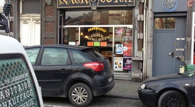 Photo of Snack Place Snack du Coyote Agile at Place Des Franchises 22, Liège 4000, Belgium