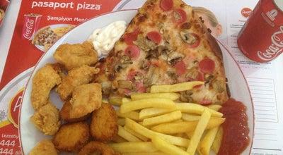 Photo of Pizza Place Pasaport Pizza at Dumlupınar Mh. Ambar Yolu No:51/b, Afyonkarahisar, Turkey