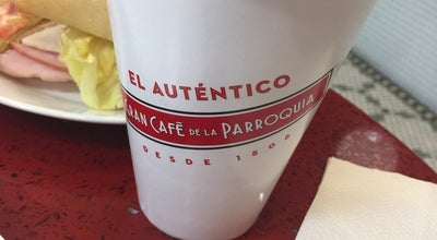 Photo of Cafe Gran Cafe de la Parroquia at Pharr, TX 78577, United States