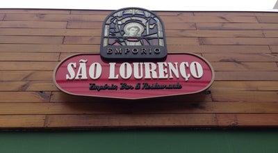 Photo of Restaurant Empório São Lourenço at Rua Caetano Sampieri, 1-15, Bauru, Brazil