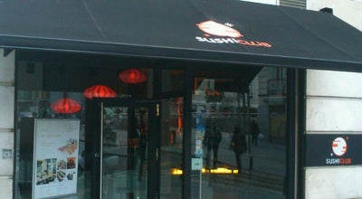 Photo of Japanese Restaurant Sushi Club at Pl. Santo Domingo, S/n, Madrid 28013, Spain