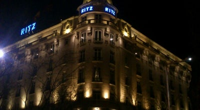 Photo of Resort Hotel Ritz, Madrid at Plaza De La Lealtad, 5, Madrid 28014, Spain