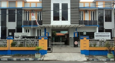 Photo of Library Perpustakaan Daerah Sidoarjo at Jl. Jaksa Agung Suprapto No 5, Sidoarjo, Indonesia