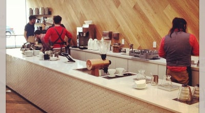 Photo of Coffee Shop Saint Frank Coffee at 2340 Polk St, San Francisco 94109, UAS
