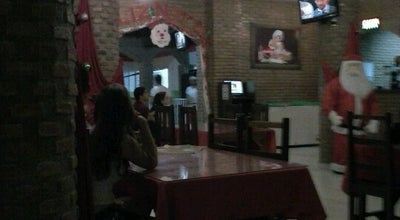 Photo of Pizza Place Recanto da Pizza e Pastelaria at R. Do Bambu, Petrolina, PE, Brazil