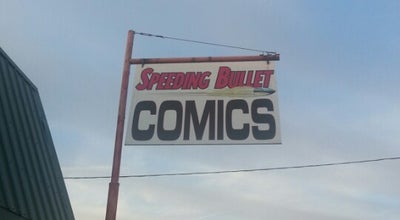Photo of Bookstore Speeding Bullet Books & Comics at 614 N Porter Ave, Norman, OK 73071, United States