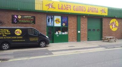 Photo of Arcade Laserforce at Brook St, Peterborough PE1 1TU, United Kingdom