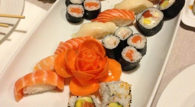 Photo of Sushi Restaurant Temaki D'lux Sushi at R. Da Preciosa, 21, Porto 4100-416, Portugal