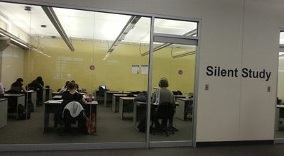 Photo of Library DC Library (Silent Study) at 200 University Ave. W., Waterloo, On N2L 3G1, Canada