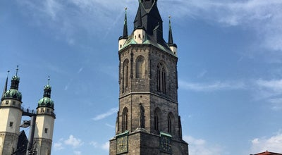 Photo of Historic Site Roter Turm at Marktplatz, Halle 06108, Germany