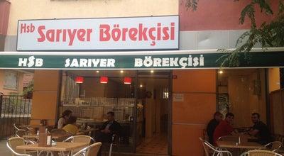 Photo of Breakfast Spot HSB Sarıyer Börekçisi at Cevizli Mah. Fatih Cad. No:50, İstanbul, Turkey