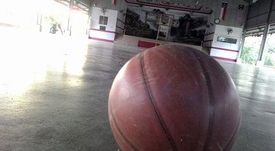 Photo of Basketball Court Basketball court at Taman Kampung Taboh Naning, Malaysia