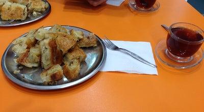 Photo of Breakfast Spot Karadeniz Börek & Kır Pidesi Kahvaltı Salonu at Atatürk Bulvarı, Turgutlu 45400, Turkey