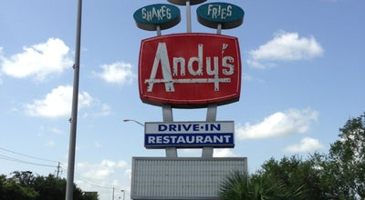 Photo of American Restaurant Andy's Drive-In Restaurant at 703 3rd St Sw, Winter Haven, FL 33880, United States