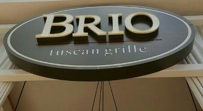 Photo of Italian Restaurant brio tuscan grill at 11401 Nw 12th St, Miami, FL 33172, United States