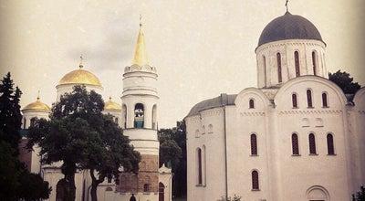 Photo of Church Спасо-Преображенський собор at Чернігів, Ukraine