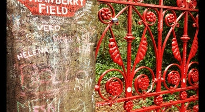 Photo of Historic Site Strawberry Field at Beaconsfield Rd, Liverpool L25 6DA, United Kingdom