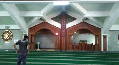 Photo of Mosque Masjid Raya Baitul Faizin at Komplek Pemda Cibinong, Cibinong, Indonesia