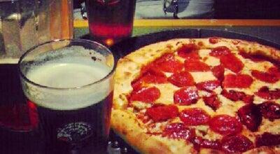 Photo of Pizza Place Woodstock's Pizza at 928 Embarcadero Del Norte, Isla Vista, CA 93117, United States
