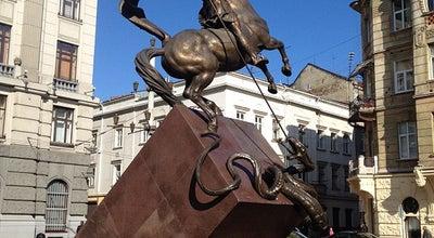 Photo of Monument / Landmark Пам'ятник правоохоронцям України at Пл. Григоренка, Львів, Ukraine
