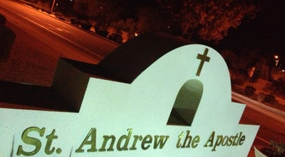 Photo of Church St Andrew the Apostle Catholic Faith Community at 3450 W Ray Rd, Chandler, AZ 85226, United States