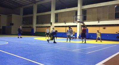 Photo of Basketball Court Ateneo de Iloilo - SMCS Gymnasium at Philippines