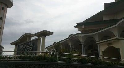 Photo of Mosque Masjid Agung Kediri at Kediri, Kediri Jawa Timur, Indonesia