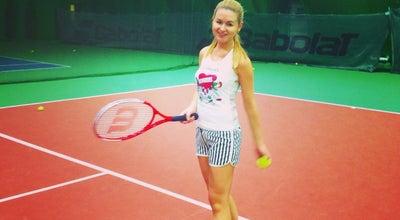 Photo of Tennis Court Теннис Парк at Просп. Гагарина, 33, Нижний Новгород, Russia