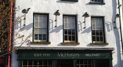 Photo of Pub McHugh's Bar & Restaurant at 29-31 Queen's Square, Belfast BT1 3FG, United Kingdom