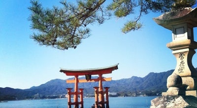 Photo of Shrine 厳島神社 (Itsukushima-jinja Shrine) at 宮島町1-1, 廿日市市 739-0588, Japan