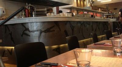 Photo of Italian Restaurant Eco - Clapham at 162 Clapham High Street, London SW4 7UG, United Kingdom
