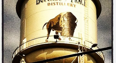 Photo of Distillery Buffalo Trace Distillery at 113 Great Buffalo Trce, Frankfort, KY 40601, United States
