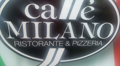 Photo of Italian Restaurant Cafe Milano at 62 St Andrew's St, Cambridge CB2 3BZ, United Kingdom