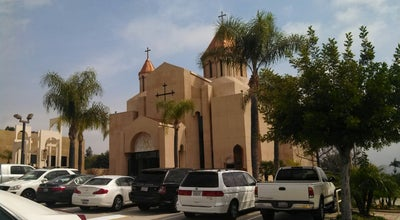 Photo of Church Holy Cross Cathedral at 900 W Lincoln Ave, Montebello, CA 90640, United States