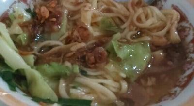 Photo of Ramen / Noodle House Mie ongklok tosari at Jl.tosari, Wonosobo, Indonesia