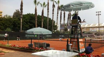 Photo of Tennis Court Mersin Tenis İhtisas Kulübü (METİK) at Mersin 33010, Turkey
