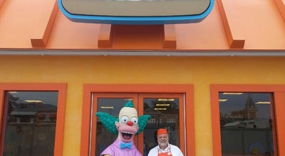 Photo of Burger Joint Krusty Burger at Universal Studios, Orlando, FL 32819, United States