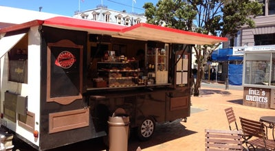 Photo of Food Truck French Kiss Café at Post, Wellington, New Zealand