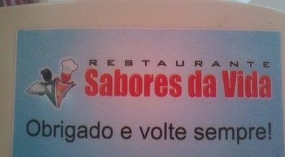 Photo of Brazilian Restaurant Restaurante Sabores da Vida at R. Aldo Fernandes, Mossoro, Brazil