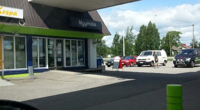Photo of Gas Station / Garage Neste at Koskikatu, Salo, Finland
